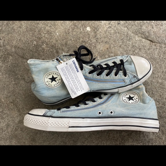 converse all star jean
